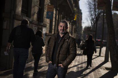El candidato del PSC al Ayuntamiento de Barcelona, Jaume Collboni.