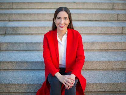 Arantxa Unda, la española ganadora de la categoría Ciencia y Salud de los '30 menores de 30' de 'Forbes'.
