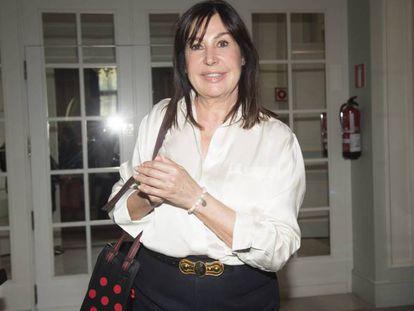 Carmen Martínez- Bordiú, que cumple 67 años.