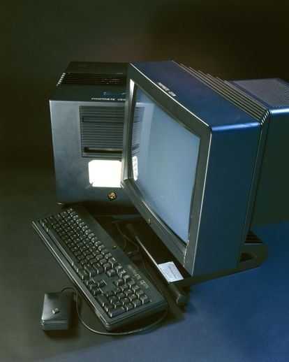 Ordenador usado por Tim Berners Lee para crear la web a finales de los 80