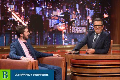 Buenafuente y Broncano seguirán revolucionando los 'late nights' en Movistar+.