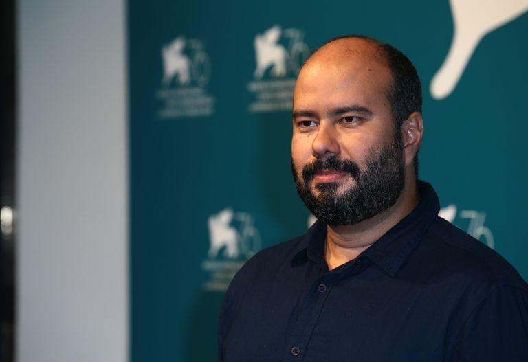 Ciro Guerra, en el Festival de cine de Venecia de 2019.
