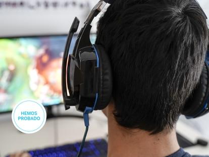 Ponemos a prueba los mejores auriculares 'gaming' disponibles en Amazon.