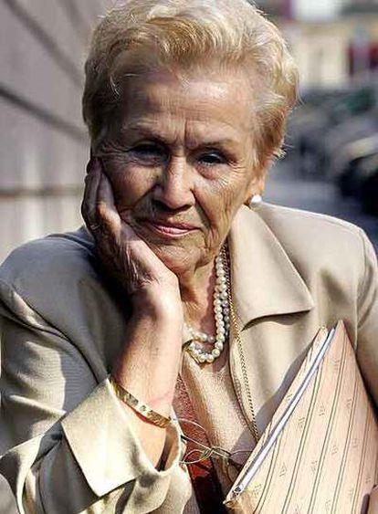 Celia Muñoz.