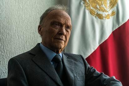 Alejandro Gertz Manero, fiscal general en una entrevista en febrero de 2020.