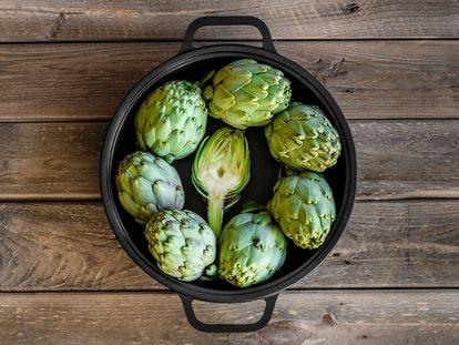 Deja de tratar la alcachofa como una flor y no evites las marchitas