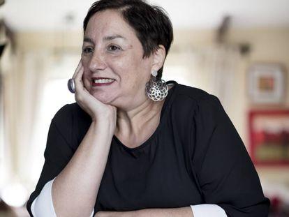 La candidata presidencial chilena Beatriz Sánchez.