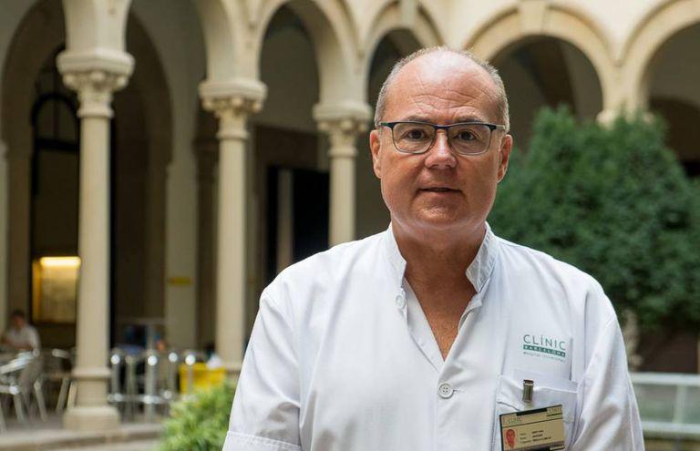 Antoni Trilla, jefe de Epidemiología del Hospital Clínic.