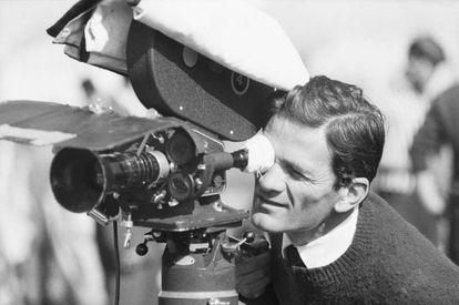 Pier Paolo Pasolini, en 1962.
