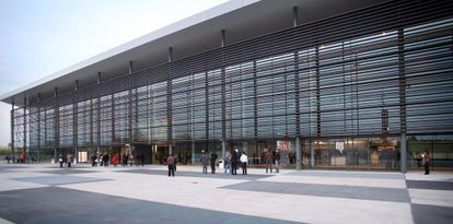 Sede del Tecnoparc, en Reus.