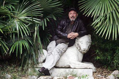El músico panameño Ruben Blades.