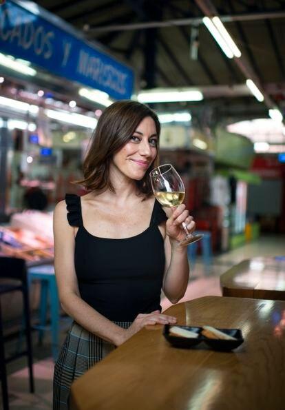 Además de actriz, Gallego es una apasionada de los vinos y se ha formado como sumiller.