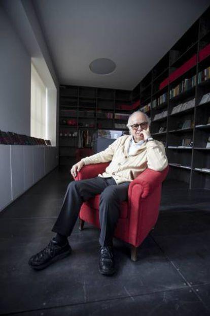 Boaventura de Sousa Santos, en el Centro de Estudios Sociológicos de la Universidad de Coimbra.
