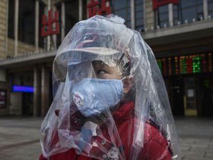 Los alumnos de todos los niveles de enseñanza han visto sus clases suspendidas en China por la epidemia