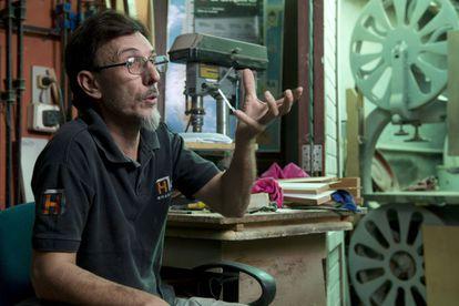 """""""Estamos en una nebulosa muy difícil de entender y muy difícil de explicar"""", dice Rubén."""