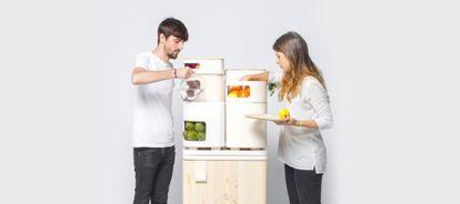 'Oltu', un sistema de refrigeración ecológico.