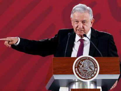 El presidente de México defiende que es la única forma posible de lograr una reconciliación plena entre ambos países