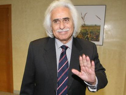 El líder de Unión Cordobesa, Rafael Gómez, conocido como Sandokán.