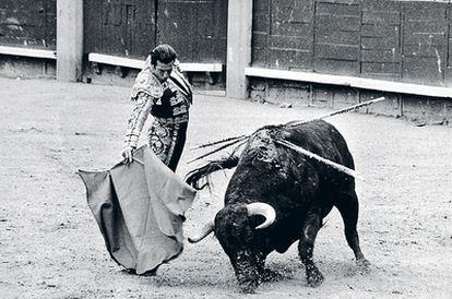 El torero Antonio Ordóñez fue uno de los diestros del siglo pasado