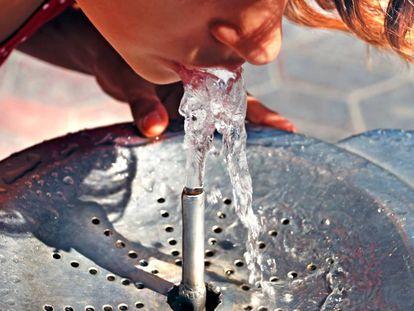 Qué agua es mejor, ¿la del manantial de la montaña o la de la fuente de la ciudad?