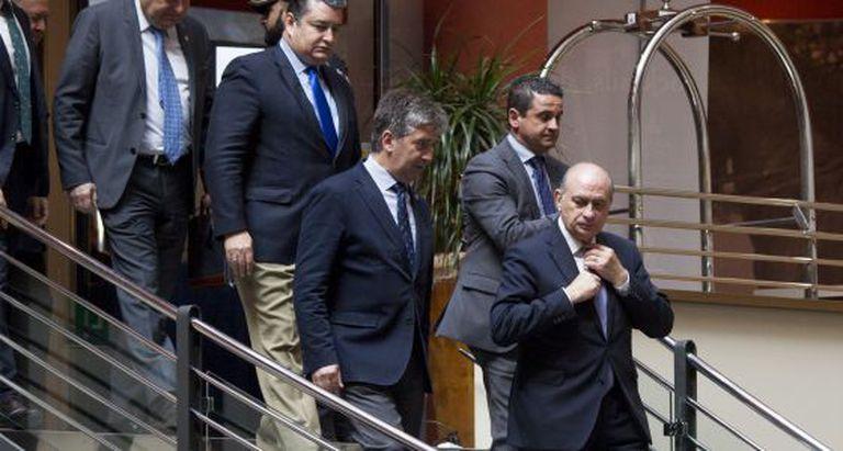 El exministro del Interior Jorge Fernández Díaz, en una imagen de archivo.