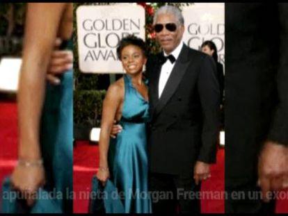 Muere apuñalada la nieta de Morgan Freeman en un exorcismo