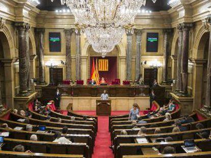 Junts pel Sí y la CUP piden un pleno para que Puigdemont valore los resultados del 1 de octubre
