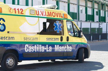 UVI móvil de Castilla-La Mancha.