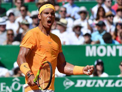 Nadal se enfrenta a Nishikori en la final del Masters de Montecarlo