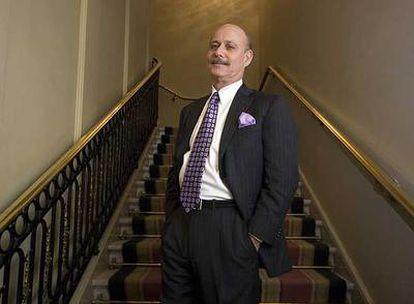 Jeremy Rifkin, presidente de la Foundation on Economic Trends y asesor del presidente José Luis Rodríguez Zapatero.