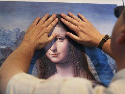 José Pedro González, ciego desde los 14 años, cuenta lo que siente en 'Hoy toca el Prado'.