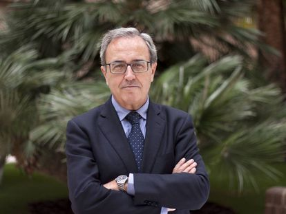 El catedrático Francisco Pérez.