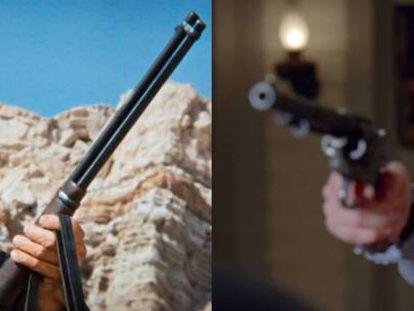 Yul Brynner y Evan Rachel Wood, dos robots asesinos separados por medio siglo.