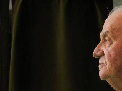 El rey emérito de España, Juan Carlos I de Borbón.