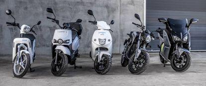 Además de eCooltra, la compañía ofrece un servicio de alquiler tradicional de motos y EcoScooting, una solución de reparto en última milla.