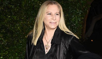 La actriz y cantante, Barbra Streisand.