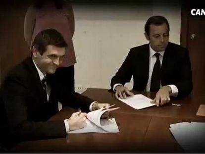 Tito Vilanova, una vida ligada al fútbol