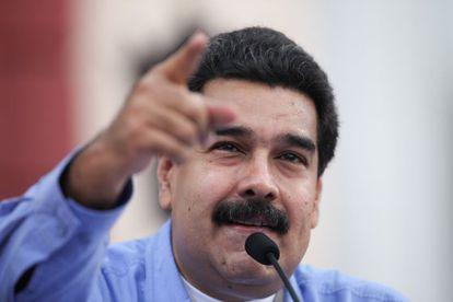 Nicolás Maduro, en un evento en el Palacio de Miraflores