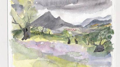 Ilustración de Konrad Laudenbacher