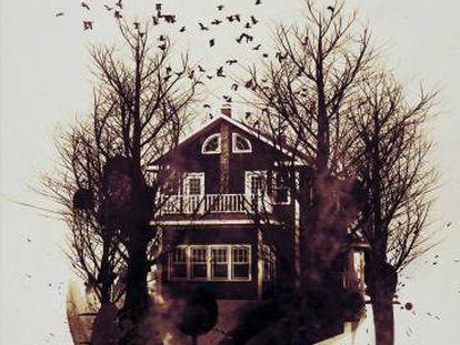 Detalle de la portada de 'La sexta trampa'.