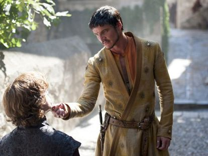 A scene from the fourth season of 'Game of Thrones.'