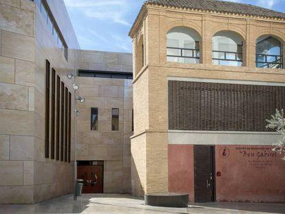 Imagen virtual del futuro Centro Cultural Sefardí que se realizará en Málaga.