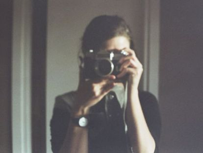 'Autorretrato' de la fotógrafa Blanca Viñas, una de las participantes de la edición del año pasado.