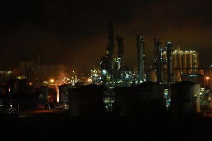 Explosión en una empresa química de La Canonja (Tarragona).