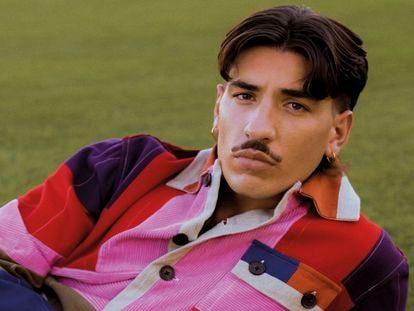 El futbolista Héctor Bellerín.