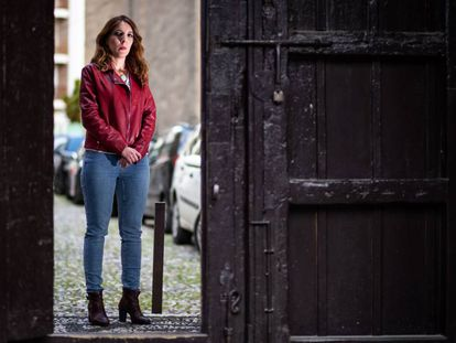 Patricia Cervera, madre de Granada que ha logrado el compromiso de la Junta andaluza para crear una unidad específica contra la anorexia.