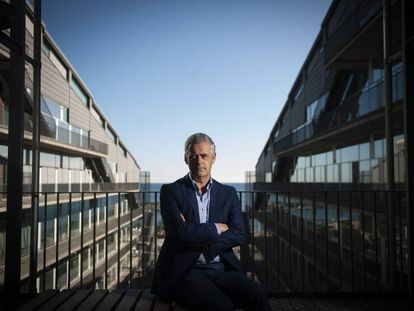 Luis Serrano, director del Cento de Regulacion Genomica de Barcelona y presidente de la Alianza de Centros de investigacion Severo Ochoa.