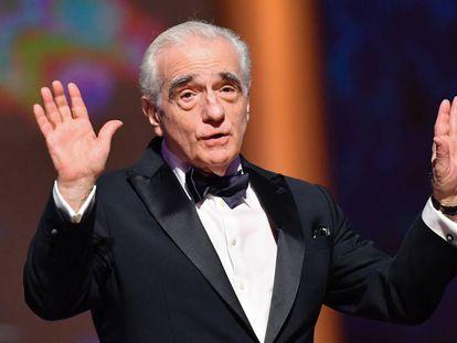 Martin Scorsese, en el Festivl Internacional de Marrakech, en diciembre de 2018. En vídeo, el tráiler de 'El irlandés'.