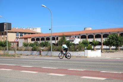 El Daurada Park Hotel, en Cambrils, donde los Mossos hallaron una fábrica de criptomonedas.
