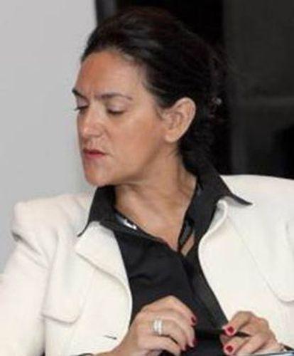 Beatriz García, sobrina de Francisco Paesa.